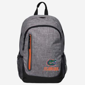 Florida Gators Heather Grey Bold Color Backpack
