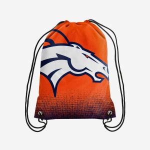 Denver Broncos Gradient Drawstring Backpack