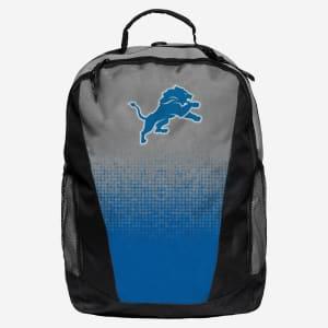 Detroit Lions Primetime Gradient Backpack