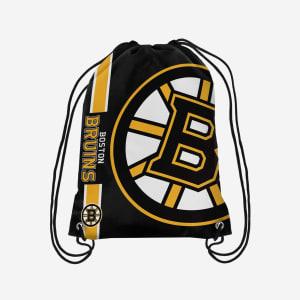 Boston Bruins Big Logo Drawstring Backpack
