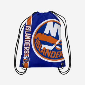 New York Islanders Big Logo Drawstring Backpack