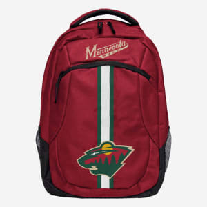 Minnesota Wild Action Backpack