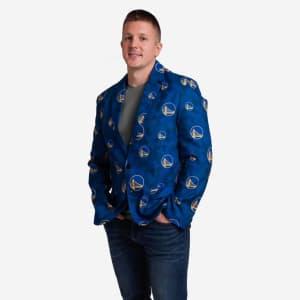 Golden State Warriors Digital Camo Suit Jacket - 44