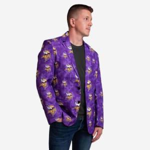 Minnesota Vikings Digital Camo Suit Jacket - 46