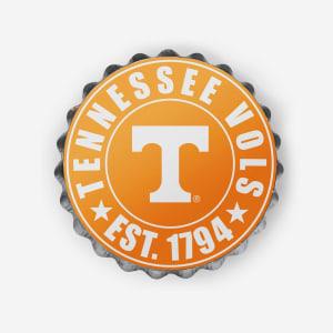 Tennessee Volunteers Bottle Cap Wall Sign