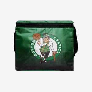 Boston Celtics Gradient Big Logo Gradient 6 Pack Cooler