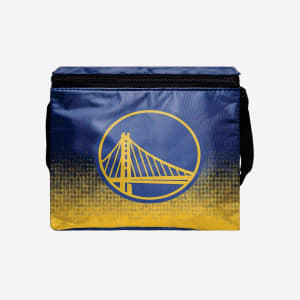 Golden State Warriors Gradient Big Logo Gradient 6 Pack Cooler
