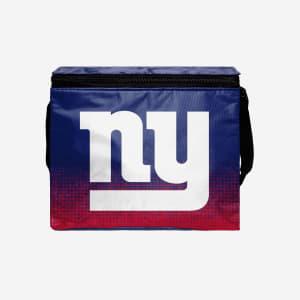 New York Giants Big Logo Gradient 6 Pack Cooler