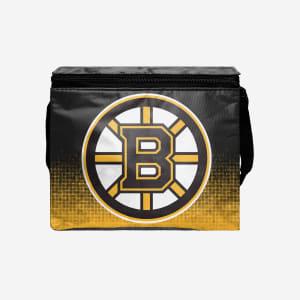 Boston Bruins Big Logo Gradient 6 Pack Cooler