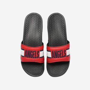 Los Angeles Angels Raised Wordmark Slide - S
