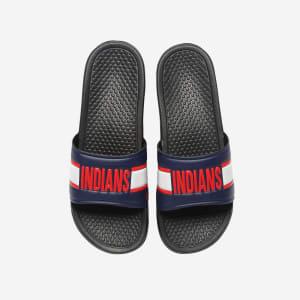 Cleveland Indians Raised Wordmark Slide - XL