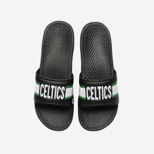 Boston Celtics Raised Wordmark Slide