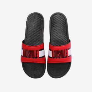 Louisville Cardinals Raised Wordmark Slide - L