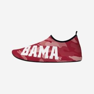 Alabama Crimson Tide Mens Camo Water Shoe