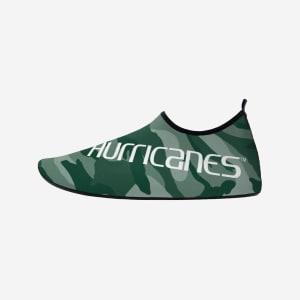 Miami Hurricanes Camo Water Shoe - XL
