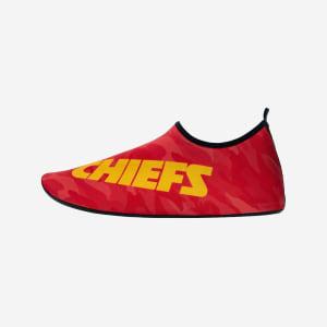 Kansas City Chiefs Mens Camo Water Shoe - L