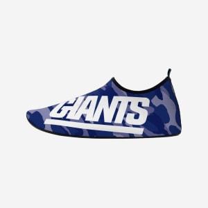 New York Giants Mens Camo Water Shoe - L