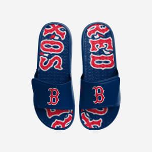 Boston Red Sox Bold Wordmark Gel Slide