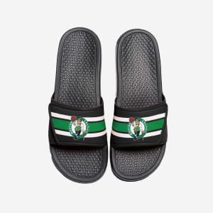 Boston Celtics Stripe Legacy Sport Slide