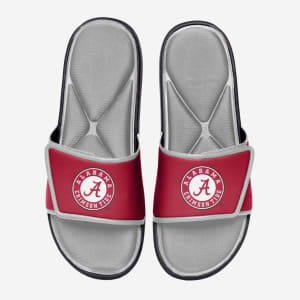 Alabama Crimson Tide Foam Sport Slide