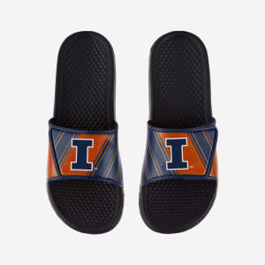 Illinois Fighting Illini Legacy Sport Slide - XL