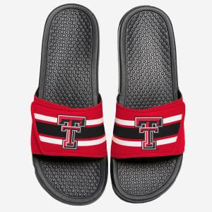 Texas Tech Red Raiders Stripe Legacy Sport Slide - L