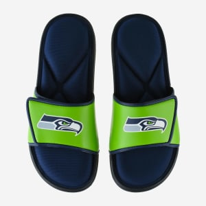 Seattle Seahawks Foam Sport Slide - M