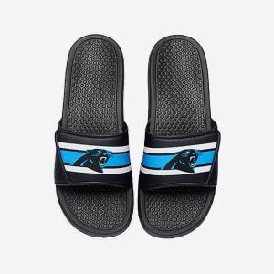 Carolina Panthers Stripe Legacy Sport Slide - M