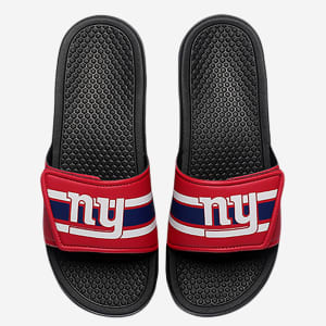 New York Giants Stripe Legacy Sport Slide - L