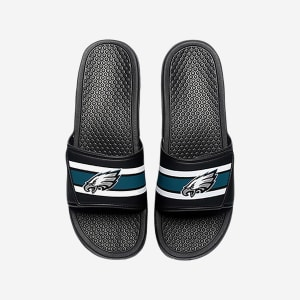 Philadelphia Eagles Stripe Legacy Sport Slide - XL