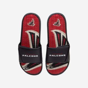 Atlanta Falcons Wordmark Gel Slide