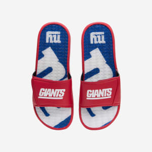New York Giants Wordmark Gel Slide - L