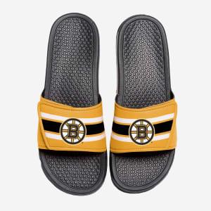 Boston Bruins Stripe Legacy Sport Slide - XL