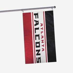Atlanta Falcons Horizontal Flag