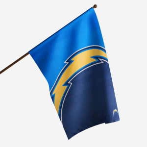 Los Angeles Chargers Vertical Flag