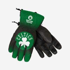 Boston Celtics Big Logo Insulated Gloves