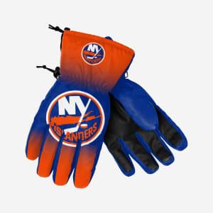 New York Islanders Big Logo Insulated Gloves