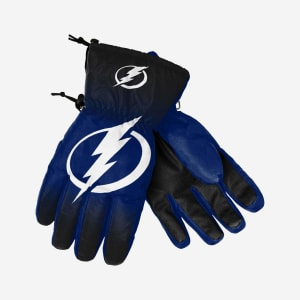 Tampa Bay Lightning Big Logo Insulated Gloves - L/XL