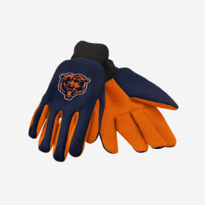 Chicago Bears Colored Palm Utility Glove