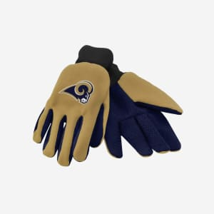 Los Angeles Rams Colored Palm Utility Glove