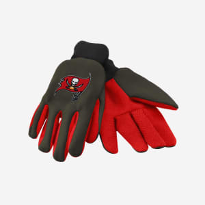 Tampa Bay Buccaneers Colored Palm Utility Glove