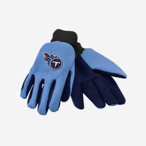 Tennessee Titans Colored Palm Utility Glove