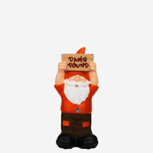 Cleveland Browns Slogan Sign Mini Gnome