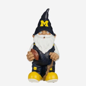 Michigan Wolverines Team Gnome