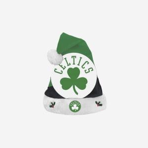 Boston Celtics Season Spirit Basic Santa Hat