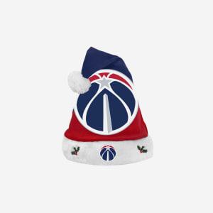 Washington Wizards Season Spirit Basic Santa Hat