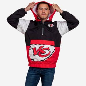 Kansas City Chiefs Warm-Up Windbreaker - XL