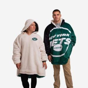 New York Jets Reversible Colorblock Hoodeez