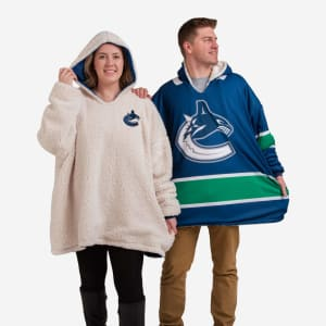 Vancouver Canucks Reversible Gameday Hoodeez