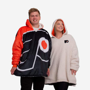 Philadelphia Flyers Reversible Colorblock Hoodeez